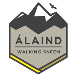 Álaind Walking Sneem Logo