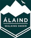Álaind Walking Sneem Logo