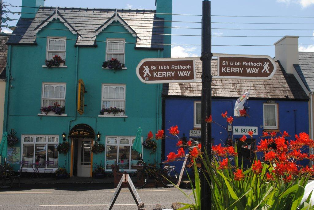 Sneem is the base of our Walking Holidays in Ireland