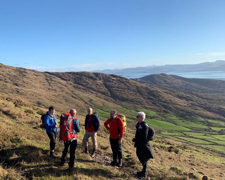 Guided Walking Holidays in Ireland