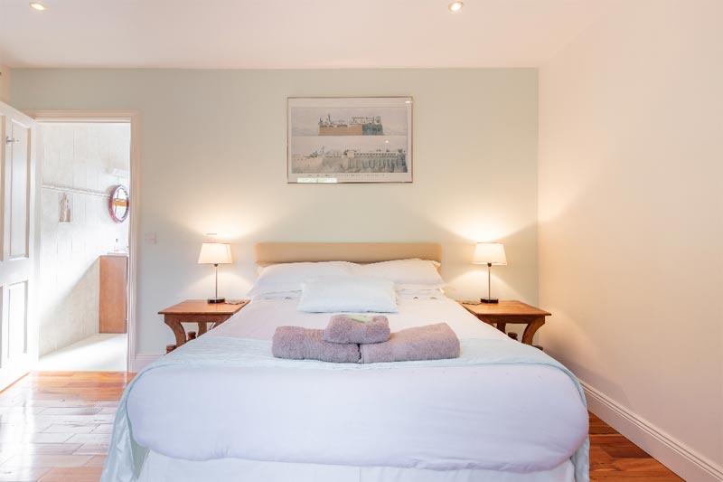 Álaind Lodges Luxury Ensuite Bedrooms