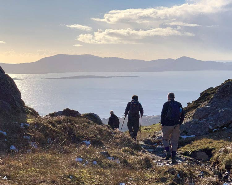 Álaind Walking Coastal Views Walking Holiday