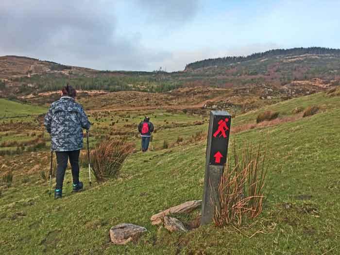 Lománagh Loop Walk Trail Sneem