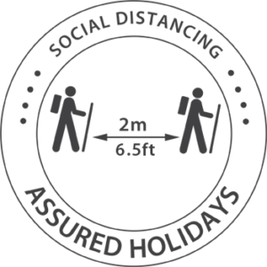 Social Distancing Holidays by Álaind Walking
