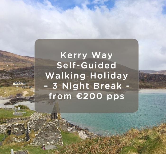 Kerry Way Walking Holiday Advert