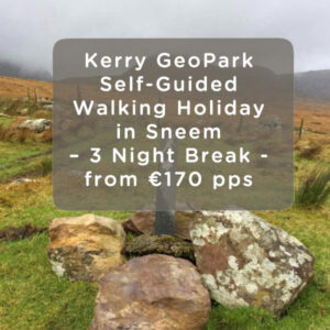 Kerry Geopark Walking Holiday Gift Voucher