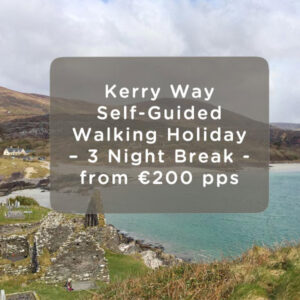Kerry Way Walking Holiday Gift Voucher