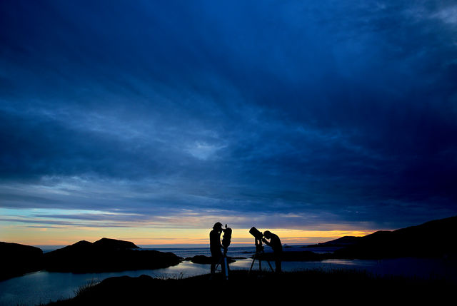 Dark Skies Kerry telescope